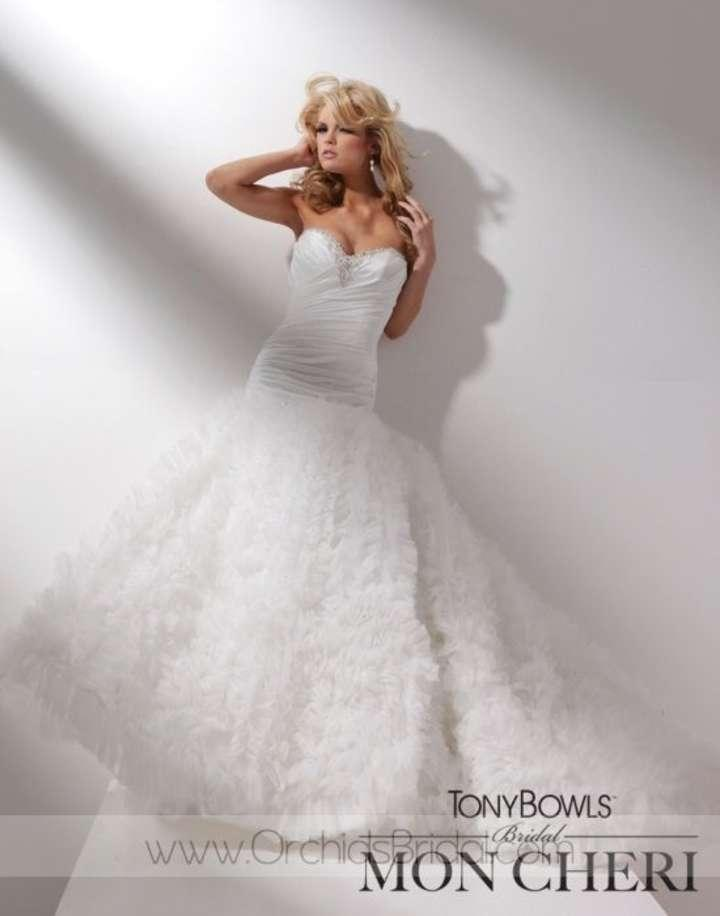 Tony Bowls Style T211277 Wedding Dress Tradesy Weddings