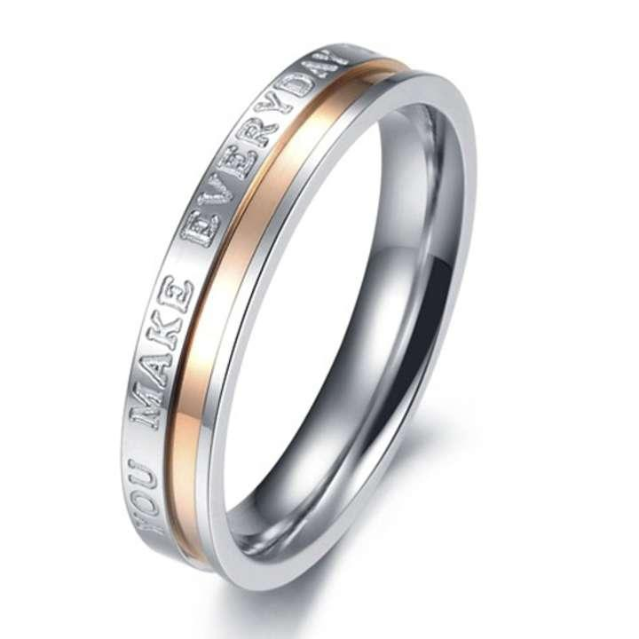 Reduced Couples Matching Wedding Promise Band Rings Free Shipping