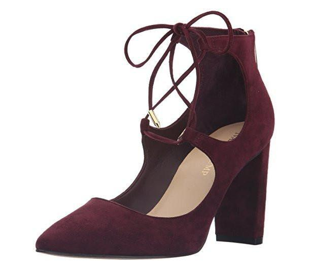 Ivanka Trump Burgundy Kellsee (M, Pumps Size US 9.5 Regular (M, Kellsee B) c29670