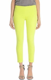 J Brand Lemon Mid Rise Side Zip Capri/Cropped Denim