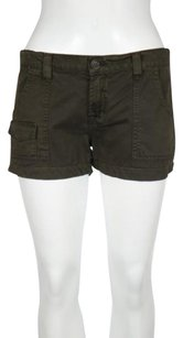 J Brand Womens 25 Shorts Brown