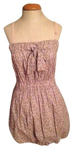 J.Crew short dress Pink Gray on Tradesy