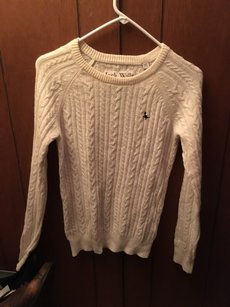 Jack Wills Knit Classic Sweetheart Sweater