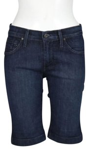 James Jeans Burt Womens Shorts Blue