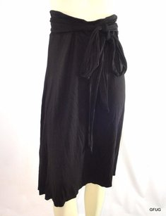 James Perse Los Angeles Skirt Black