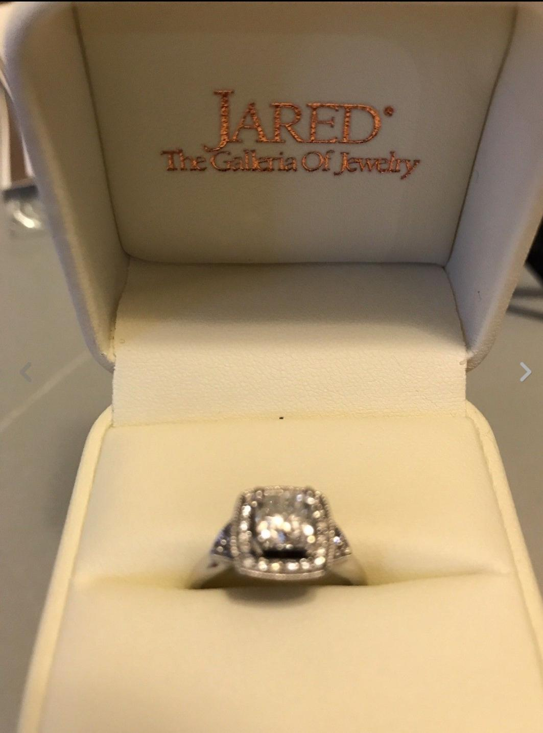Jared Near Colorless 118cts Engagement Ring Tradesy