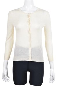 J.Crew Womens Cardigan Cashmere Crew Neck This Knit Sweater