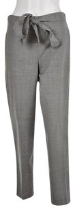 J.Crew Womens Dress Speckled Trousers Linen Wtw Pants