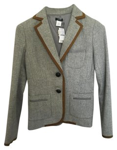 J.Crew Heather Grey Blazer