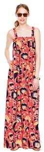 Floral Maxi Dress by J.Crew Maxi Hibiscus