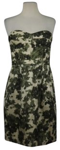 J.Crew J Crew Womens Printed Dress