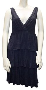 J.Crew Crew Navy Knit Blend Dress
