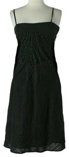 Black Maxi Dress by J.Crew Tiered