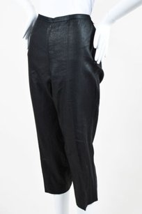 Jean-Paul Gaultier Jean Paul Classique Capri/Cropped Pants Black