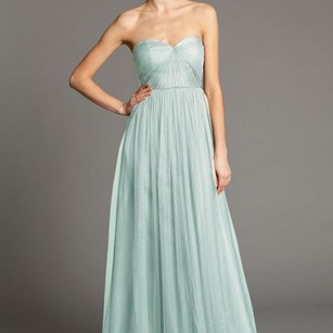Jenny Yoo Mint Green Jenny Yoo Anabelle Tulle Bridesmaids Dress Gown Dress