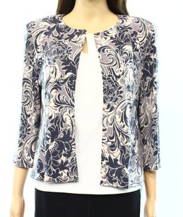 Jessica Howard 3/4 Sleeve New With Defects Sweater