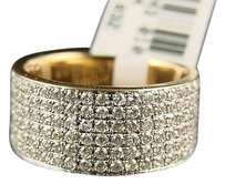 Jewelry Unlimited 14k,Mens,Ladies,Si,Diamond,Wedding,Band,Ring,1.55,Ctw