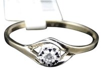 Jewelry Unlimited 10k,Ladies,Yellow,Gold,Round,Cut,Diamond,Solitaire,Engagement,Wedding,Band,Ring