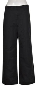 Jil Sander Womens Solid Casual Polyester Trousers Pants
