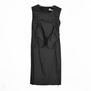 Jil Sander Cotton Blend Dress