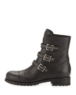 Jimmy Choo Dover Black Boots