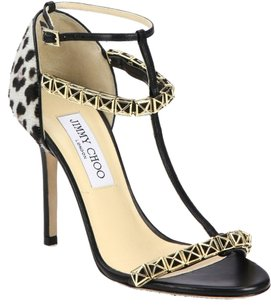 Jimmy Choo BLACK-QUARTZ Sandals
