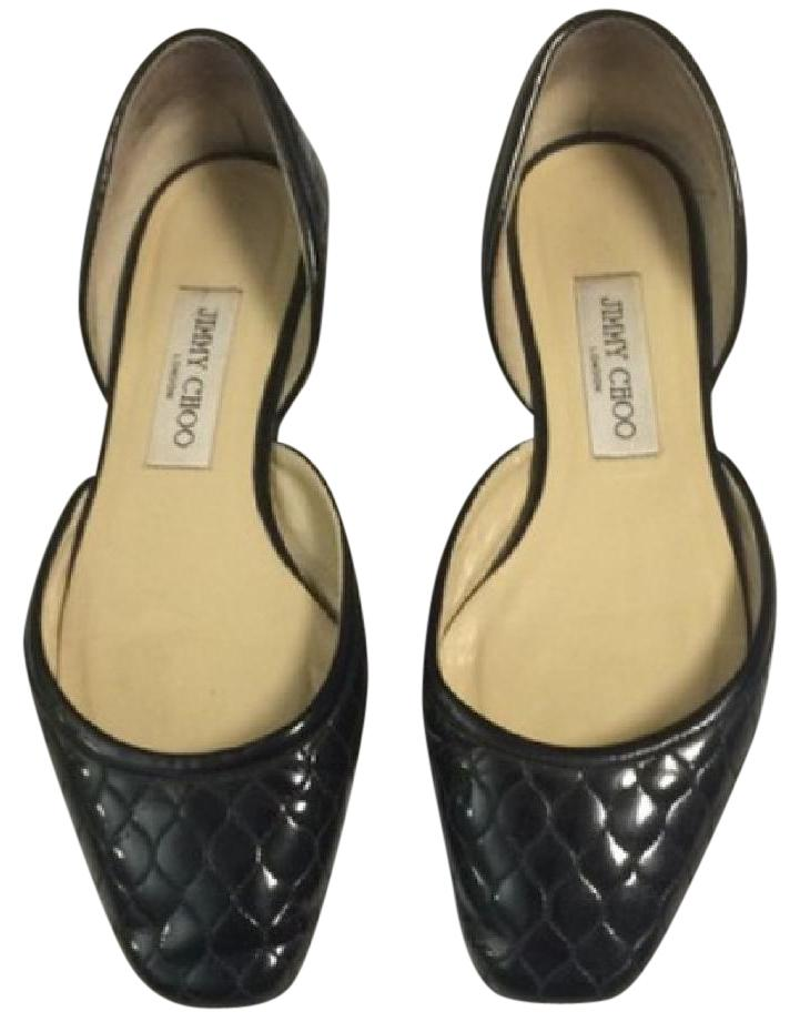 Jimmy Choo Quilted d'Orsay Flats outlet locations online free shipping for cheap buy cheap Cheapest 100% original sale online sneakernews sale online WDmdxaH8