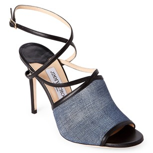 Jimmy Choo Denim Black Formal