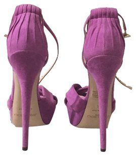 Jimmy Choo Lavender Sandals