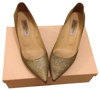 Jimmy Choo Light Bronze Formal