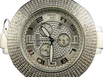 Joe Rodeo Jojojoe Rodeoaqua Master Row Diamond Watch 5.10 Ct