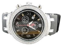 Joe Rodeo Mens Joe Rodeo Jojo Master Edition 242 Real Diamond Watch 2.2 Ct Jjm92