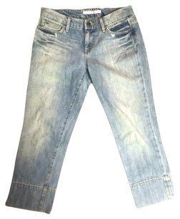 JOE'S Jeans Capri/Cropped Denim-Light Wash