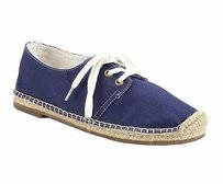 Joie Hemlock Canvas Navy Flats