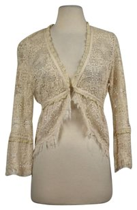 Joie Womens Lace Sweater