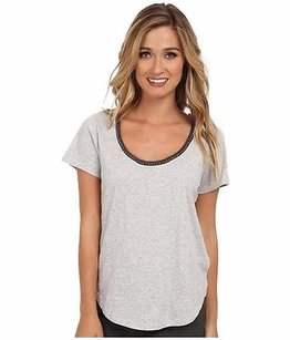 Joie Soft By T Shirt Heather Grey