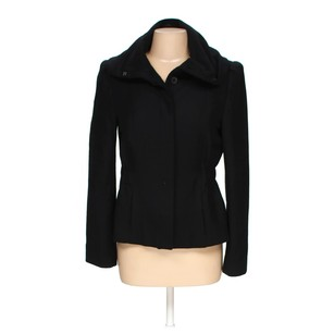 Joie Longsleeve Modal Zippered Black Jacket