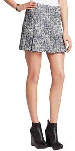 Joie Mini Skirt tweed