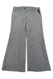Jones New York Womens Grey Straight Leg Jeans
