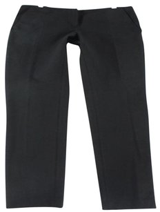 Joseph 34 Black Contrast Ems Pants