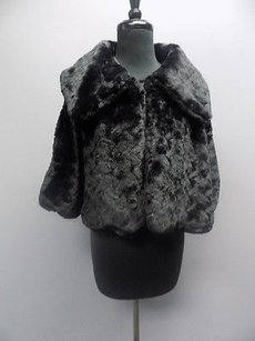 Joseph Ribkoff Acrylic Blend Lined Stylish Shawl Jacket 1385a Cape
