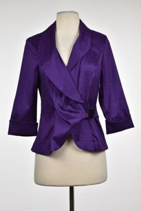 Joseph Ribkoff Womens Top Purple
