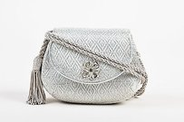 Judith Leiber Metallic Shoulder Bag