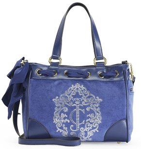 Juicy Couture Duchess Crest Tote in Blue