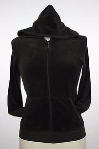 Juicy Couture Womens Brown Jacket