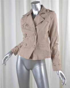 Juicy Couture Womens Desert Khaki Jacket