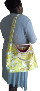 Juicy Couture Beach Canvas Tote in Yellow