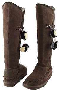 Juicy Couture Marsha Brown Boots