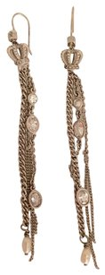 Juicy Couture Juicy Couture Dangling Chain Earrings