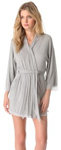 Juicy Couture Juicy Couture modal robe gray medium